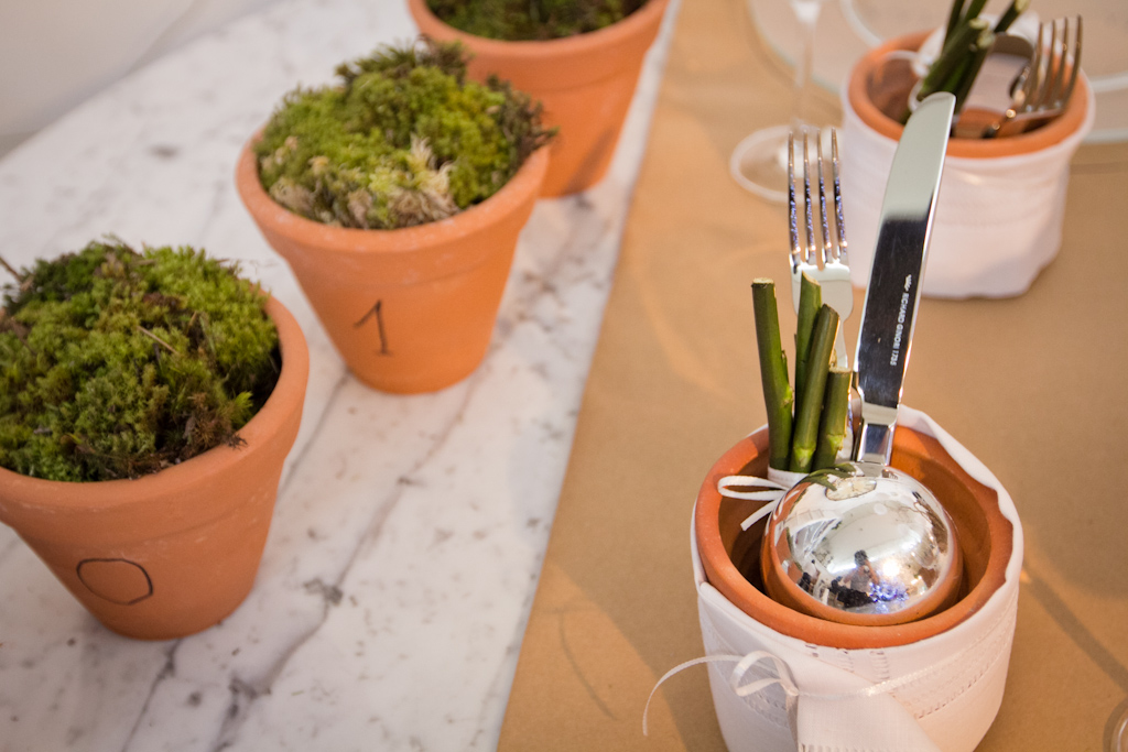 Use plantas na decoração de Natal (Foto: Casa Abril)
