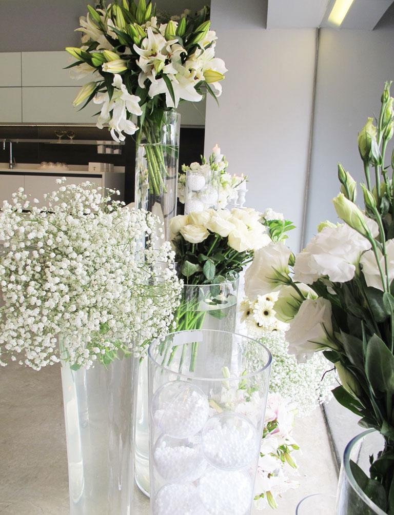 Flores que dão um toque especial no Ano Novo (Foto: Casa Abril)