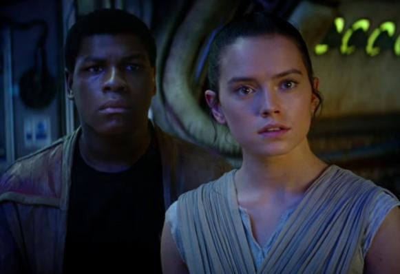 Star Wars Episódio VII: O Despertar da Força. (Foto Ilustrativa)