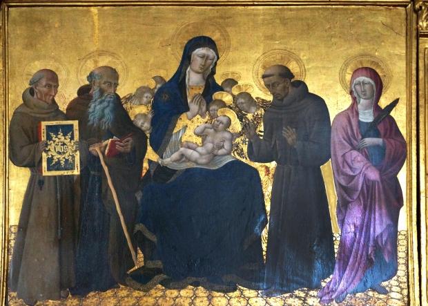 Maria com o Menino Jesus