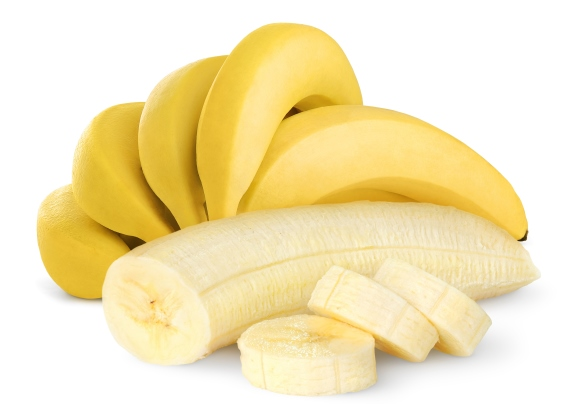 Acabe com a ansiedade comendo banana. (Foto Ilustrativa)