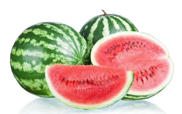 A melancia ajuda a eliminar o inchaço. (Foto Ilustrativa)