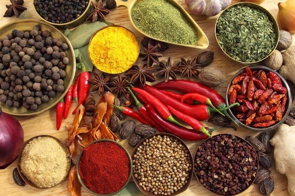 Invista em alimentos termogênicos. (Foto Ilustrativa)