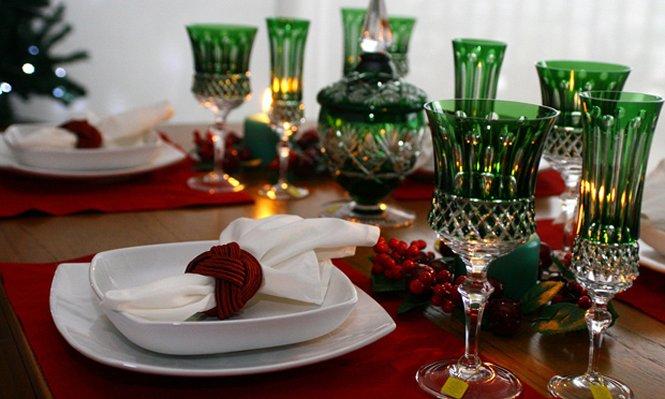 Taças e pratos (Foto: Divulgação)