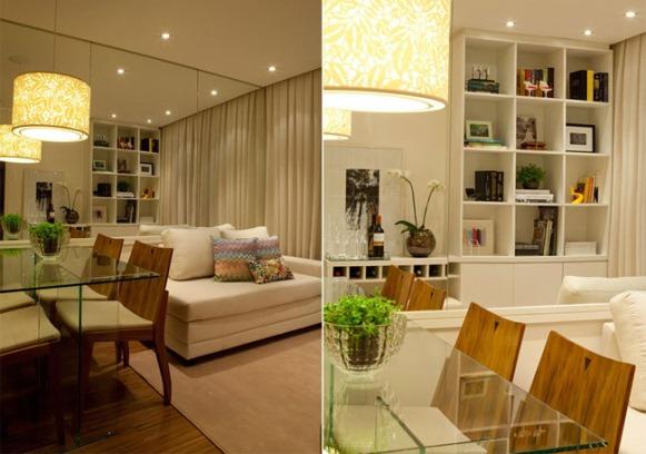 Ideias para decorar um apartamento arrendado