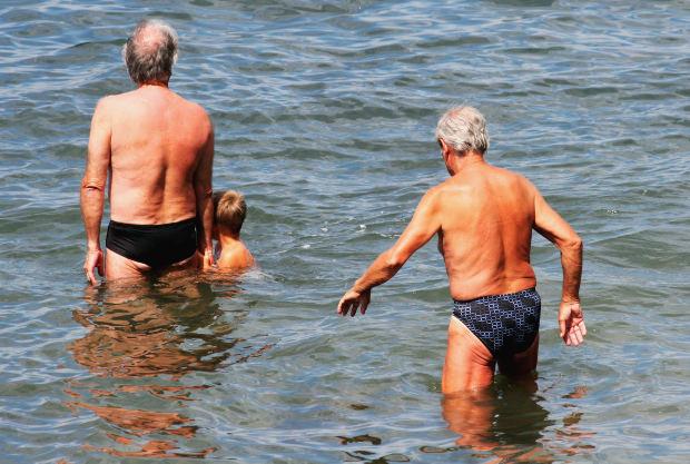 Eles aproveitam mais a vida (Foto: Divulgação)
