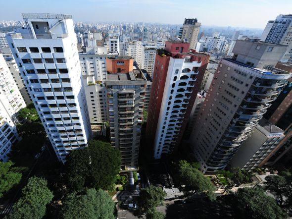 Jardins, São Paulo (Foto: Divulgação)
