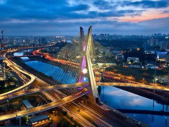Vista de Interlagos (Foto: Divulgação)