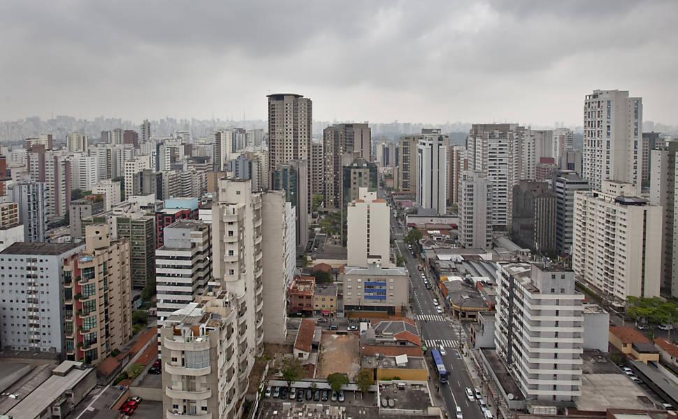 Vista de Itaim (Foto: Divulgação)