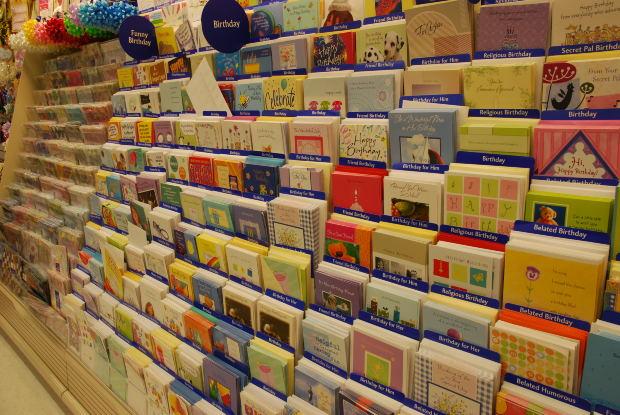 Existem várias opções de cartões (Foto: Divulgação)