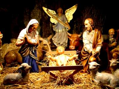 Natal simboliza o nascimento de Jesus (Foto: Divulgação)