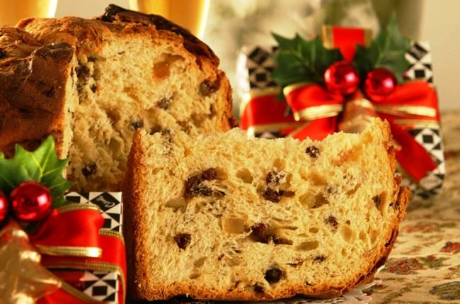 Panetone é um dos maiores símbolos do natal (Foto: Divulgação)