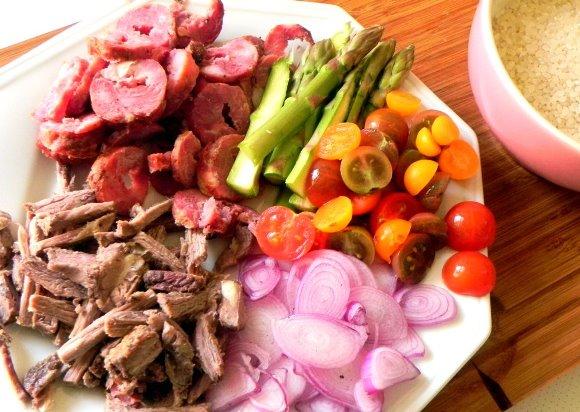 Você vai substituir os frutos do mar por outros tipos de carnes. (Foto Ilustrativa)