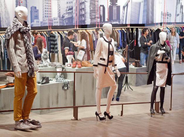Todos os estilos numa única loja (Foto: Divulgação)