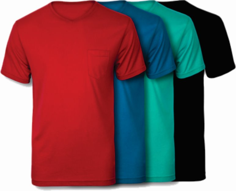 Que tal camisetas personalizadas? (Foto: Divulgação)