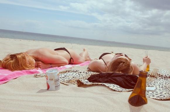 Protetores solares para cabelos. (Foto Ilustrativa)