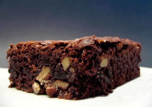 Brownie de batata-doce. (Foto Ilustrativa)