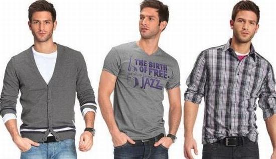 Roupas masculinas para usar no Natal 2015: modelos