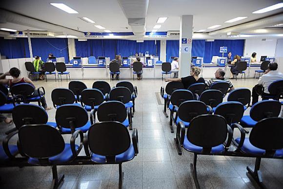 O seguro desemprego feito pela internet acabou com as filas nos postos de atendimento (Foto: Divulgação)
