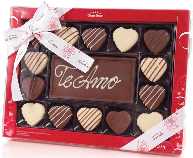 Um chocolate sempre cai bem (Foto: Divulgação)