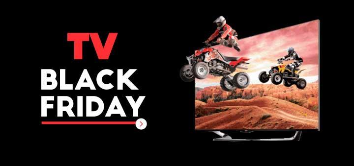 Comprar TV na Black Friday (Foto: Divulgação)