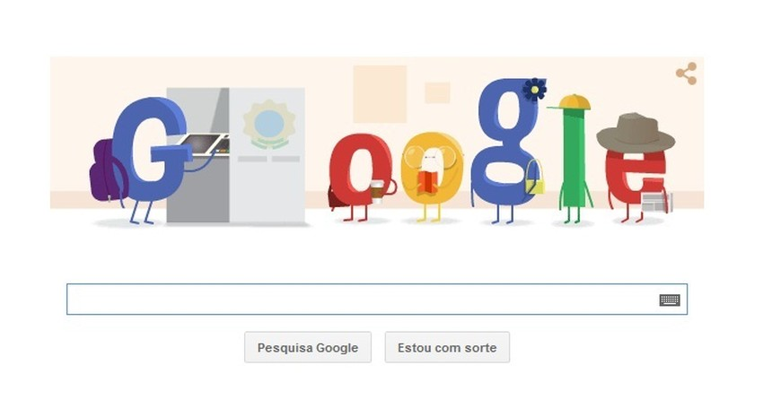 Google nas eleições (Foto: Divulgação)