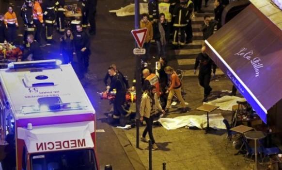 Os terroristas atacaram diferentes pontos de Paris. (Foto Ilustrativa)