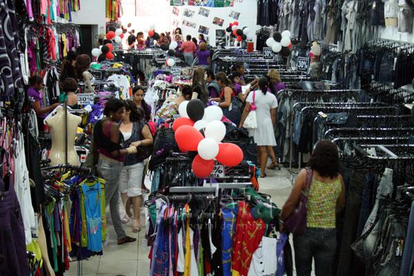 Lojas são as que mais abrem oportunidade para trabalho (Foto: Divulgação)