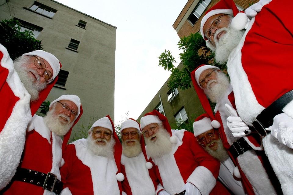 Vagas de Emprego para Papai Noel em SP Natal 2015 (Foto: Divulgação)