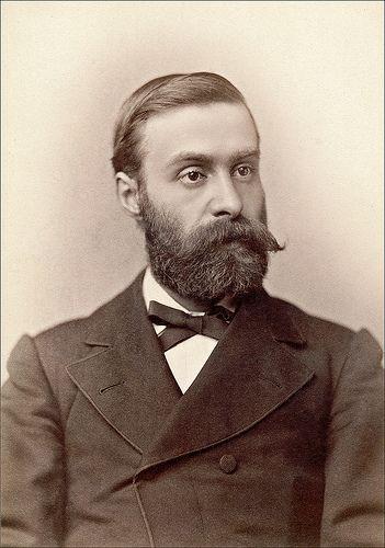 Barba Vitoriana (Foto Ilustrativa)