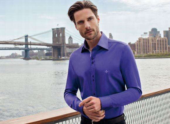 Camisas masculinas para todas as ocasiões (Foto Ilustrativa)