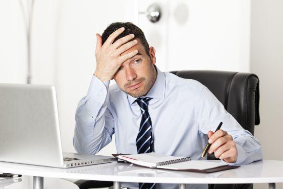 O estresse no trabalho também está entre as causas do cansaço crônico (Foto Ilustrativa)