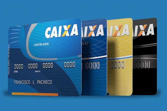 O cartão virtual da Caixa é oferecido aos clientes do banco (Foto Ilustrativa)