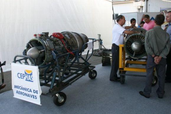Curso Técnico em Manutenção de Aeronaves (Foto Ilustrativa)
