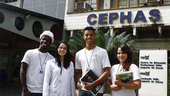 Cephas cursos técnicos em São José 2016