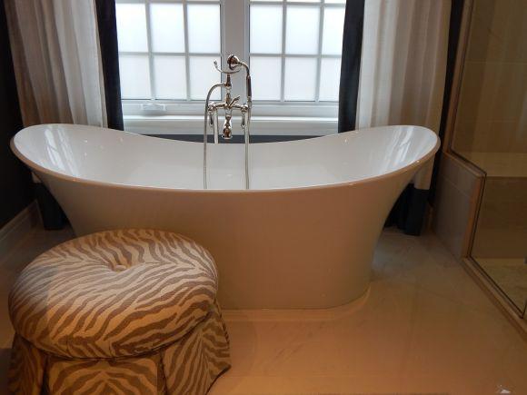 O banheiro é um dos locais mais escolhidos para o spa em casa (Foto Ilustrativa)