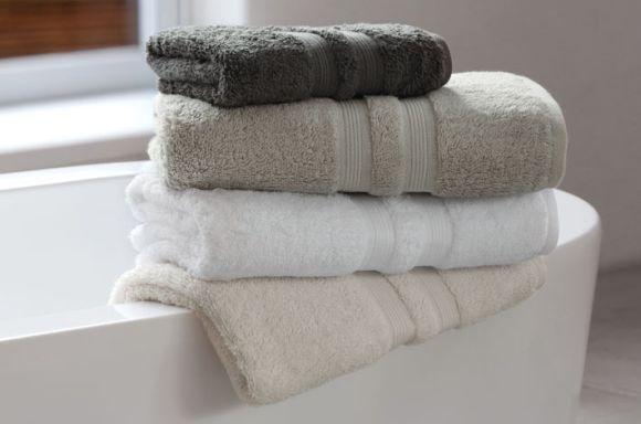 É preciso ficar atento ao tecido e à gramatura da toalha (Foto Ilustrativa)