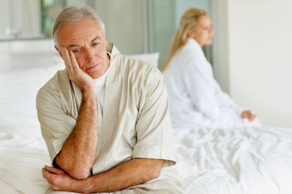 A diminuição da libido é um dos sintomas da andropausa (Foto Ilustrativa)