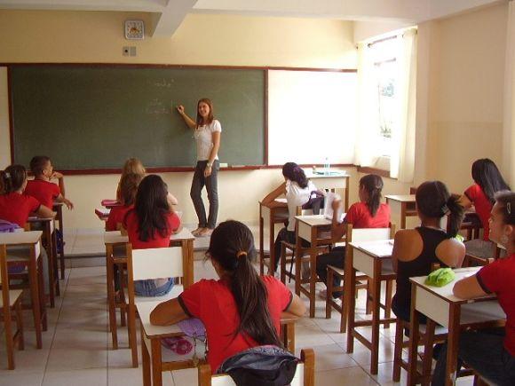 A maioria das vagas é para professor da educação básica (Foto Ilustrativa)