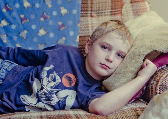 Vários tipos de câncer podem atingir as crianças (Foto Ilustrativa)