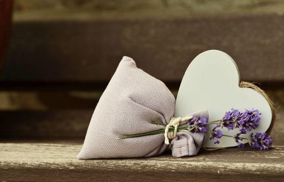 Os sachês perfumados ajudam a deixar a casa com um ótimo cheiro (Foto Ilustrativa)