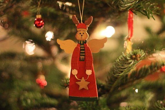 A árvore de natal também pode ganhar fragrâncias agradáveis (Foto Ilustrativa)