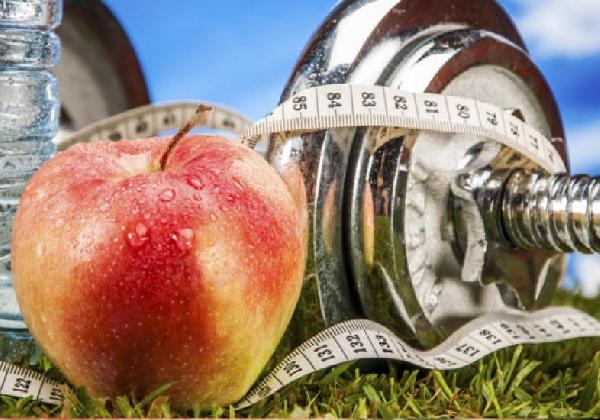 Boa alimentação deve estar aliada as atividades físicas (Foto Divulgação: MdeMulher)