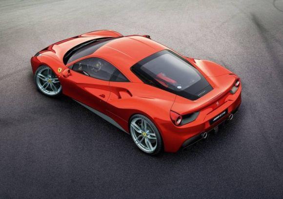 O superesportivo tem 4,56 metros de comprimento (Foto: Reprodução Ferrari)