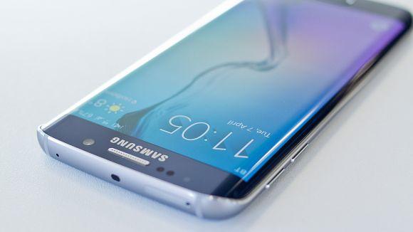 O novo celular da Samsung deve ser lançado no primeiro semestre de 2016 (Foto Ilustrativa)