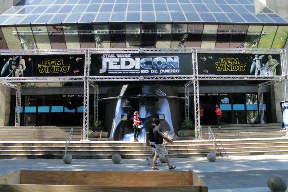 Ingressos para Convenção Nacional de fãs de Star Wars no Rio 2015 (Foto Ilustrativa)