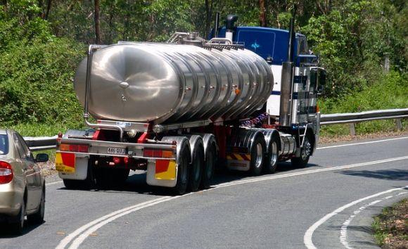 Há aulas ainda para quem trabalha com transporte de produtos perigosos (Foto Ilustrativa)