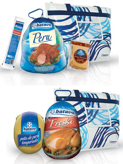 Kits podem ser usados no natal ou ano novo (Foto: Divulgação)