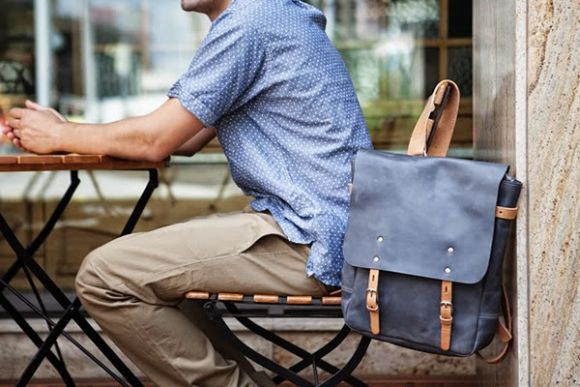 Opção versátil, funciona como bolsa e mochila (Foto Ilustrativa)