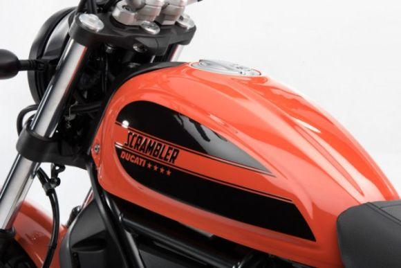 A nova moto da Ducati deve chegar ao Brasil em 2016 (Foto: Reprodução Ducati)